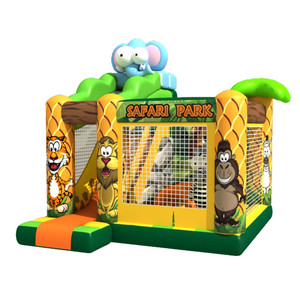 playground kids jumping animal toy castle bed kids inflatable water slide rental air bounce
