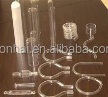 U Bent Quartz Glass Tube