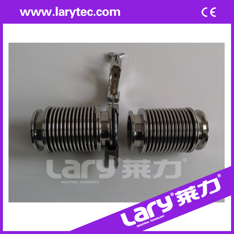 Lary China high quality stainless steel KF flexible couplings