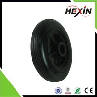 "2016 High Performance Premium Black 6"" Mobility Scooter Tyre"