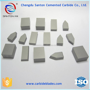 widia cemented tungsten carbide cutting tips for lathe machine tools
