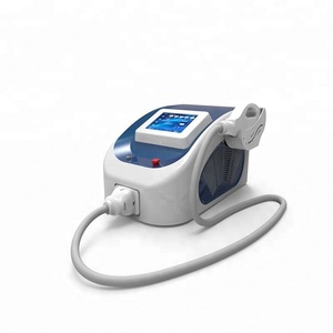 Permanent hair removal painless portable IPL skin treatment system