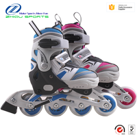 Adjustable roller skates outdoor skate shoes for kids detachable inline skates shoes