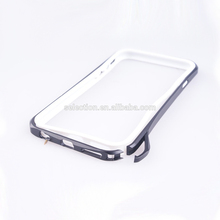 CNC milling machined Aluminium Metal mobile phone protection shell