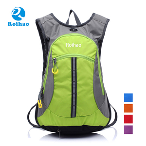 Roihao factory wholesale 15L nylon running cycling best print hydration pack