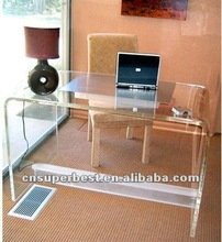 Clear acrylic laptop table /desk/stand