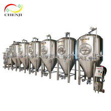 wine fermentation tank 30bbl brewery equipment,brew kettle for sale