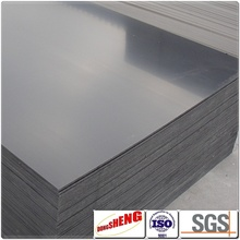 Rigid pvc sheets black