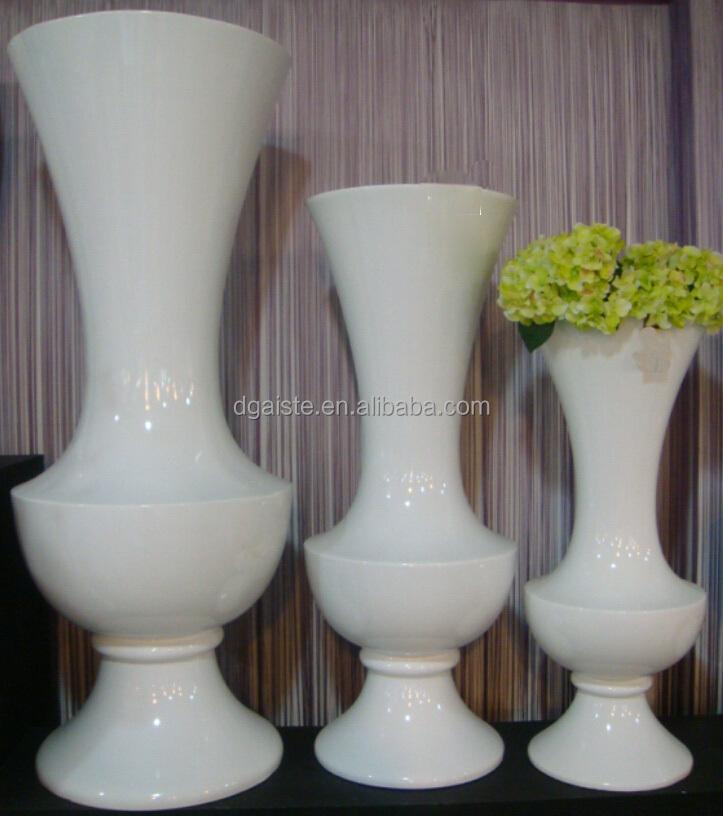b alta capacidad nuevo diseo venta caliente de gran tamao blanco florero