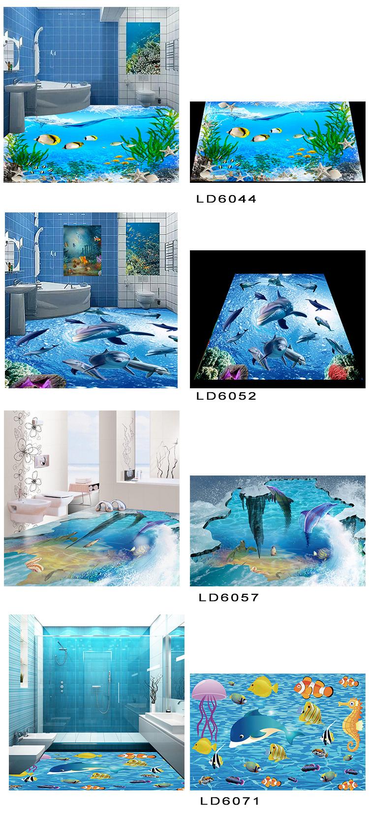 3d Bathroom Tiles 2015 New Products Bathroom Tile 3d Ceramic Floor Tile 3d Wall And