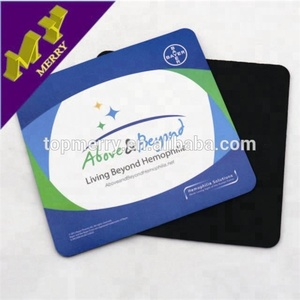 Promotional gifts design your own gaming mouse pad / mouse mat