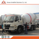 Brand New 6x4 10 Tires Cement Mixing Vehicle/Low Price Concrete Mixer Truck Sale