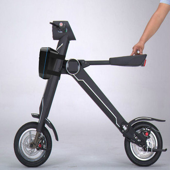 250w 26Inch Mini Folding Electric Bike