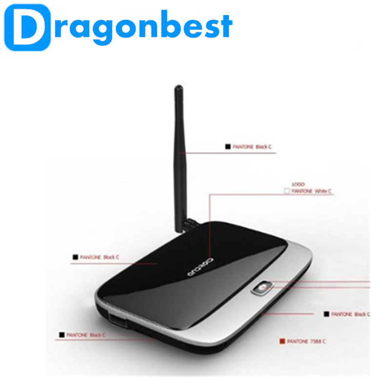 full hd 1080p cs 918 set top box CS918 quad core android tv box Rockchip rk3188 android smart tv box