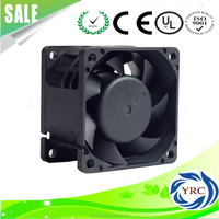 6038 60*60*38 mm Air Pressure Fan 12v 24v DC Axial Cooling Fan for CPU Cooler