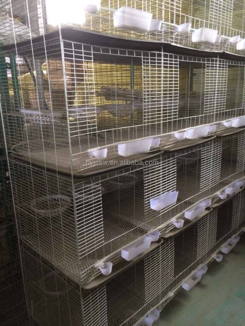 2018 Hot Selling Pigeon Breeding Cage From China Factory