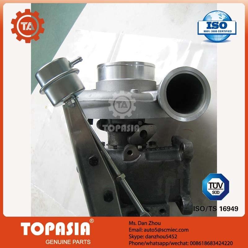 TOPASIA JAPANESE TURBO HX40W turbocharger FOR TRUCK ENGINE 4043003