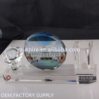 Various styles reasonable price crystal acrylic office pen holder