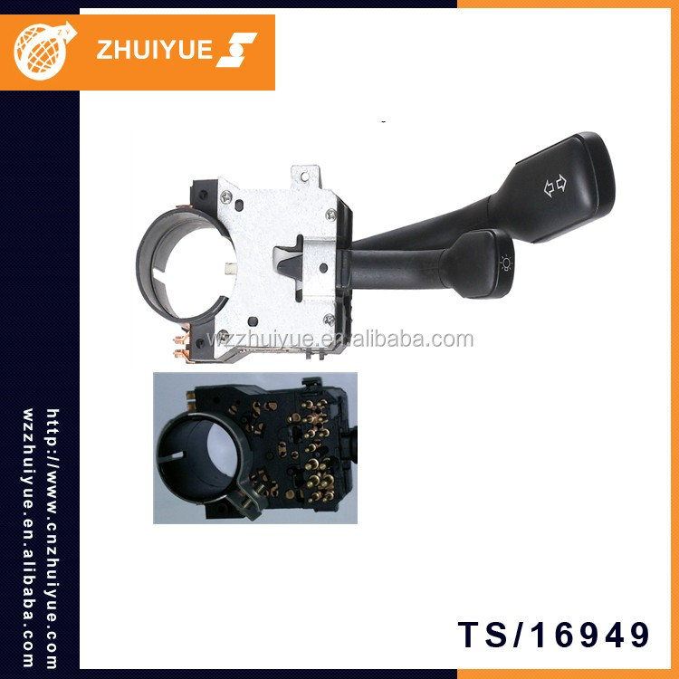 ZHUIYUE Free Sample 8L0 953 513J Car Turn Signal Switch For AUDI A6/C5 PASSAT B5 BORA