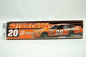 Tony Stewart #14 Stewart Haas Racing Office Depot Old Spice Bumper Sticker