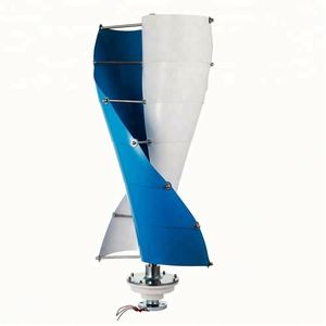 off-grid easy installation high efficiency ac permanent magnet generator free-standing wind turbine tower