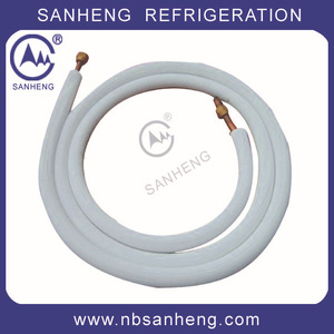 Split Insulation Copper Tube For Air Conditioner