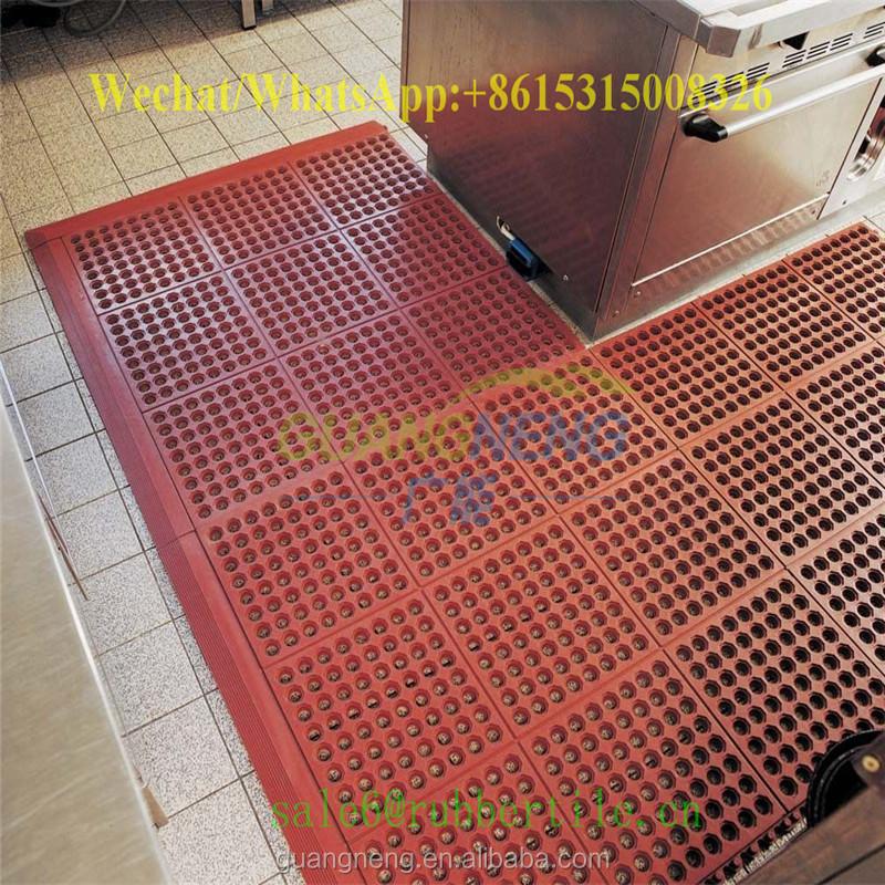Casa piso de goma alfombra piso de la cocina alfombra de goma de cocina decorativa suelos de - Alfombra de goma para piso ...