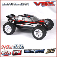 Vrx racing 1/10th 4WD Toy RC Truck, buy toys from China, 1/10 scale 4WD RC Electric Car