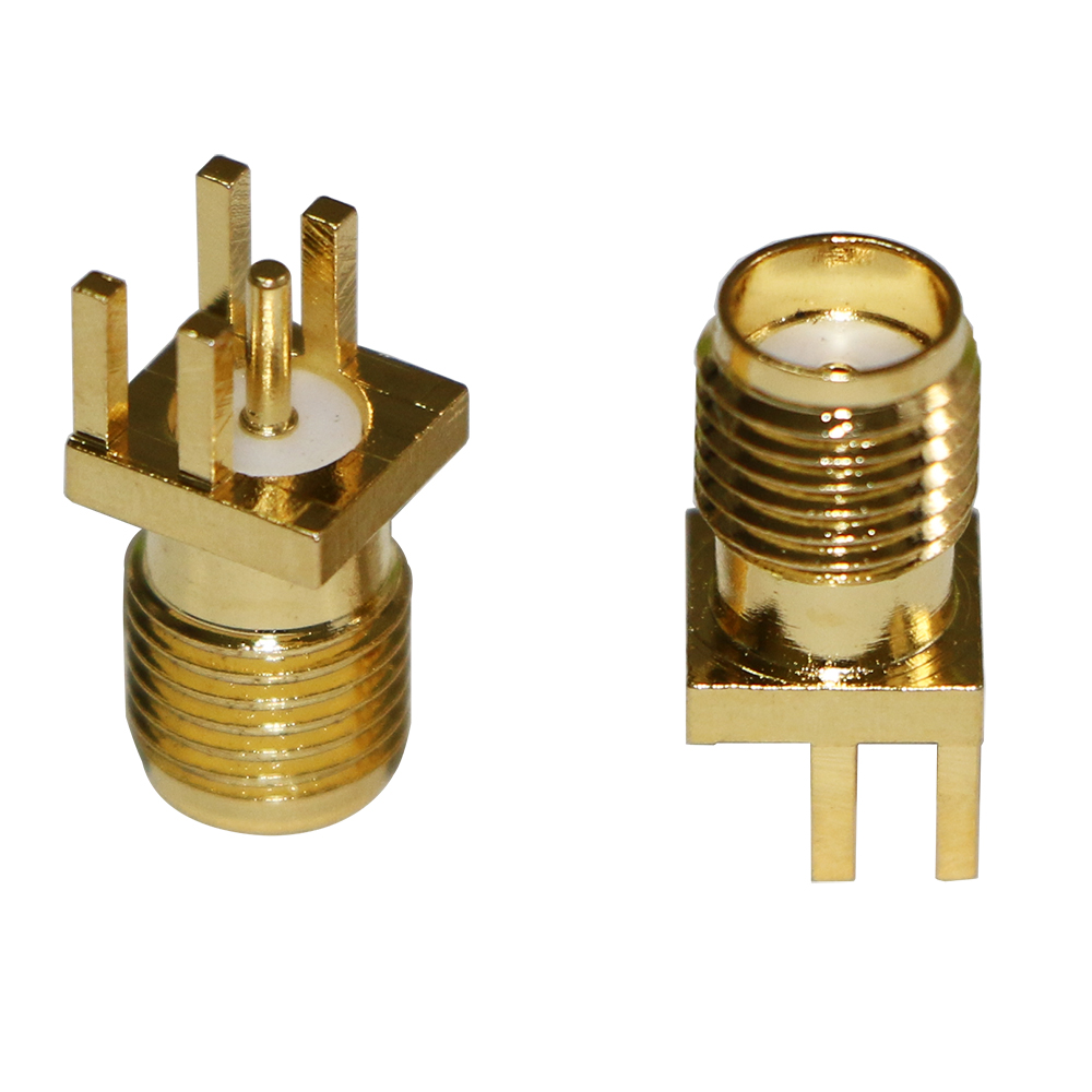 Good magnetic quality coaxial rubber duck antenna connector