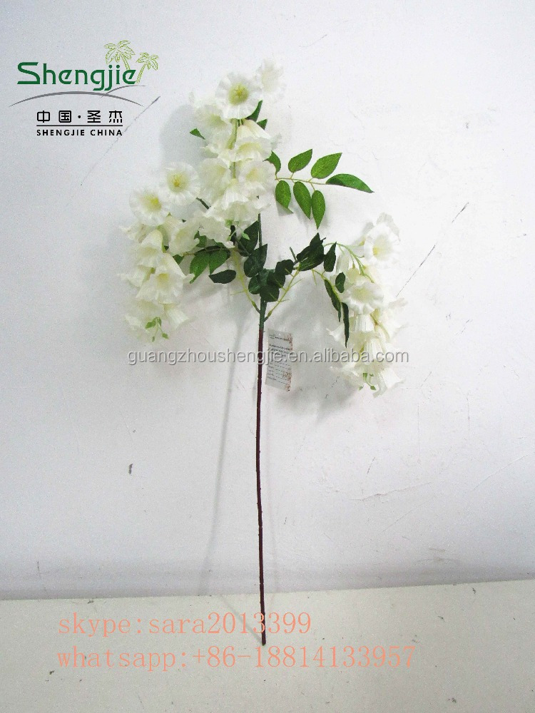 Artificial hanging rattan,Artificial Morning glory for wedding decor