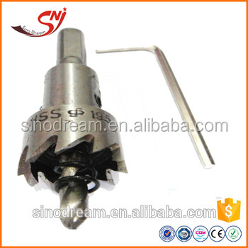 Power tools Bi metal high speed stanless steel hole saw for iron