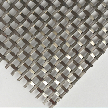 SHUOLONG XY-1593 stainless steel Architectural decorative mesh