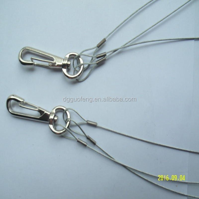 Adjustable Plant Pot Hanger Wire Cable Swivel Hook And Pins - Buy ...