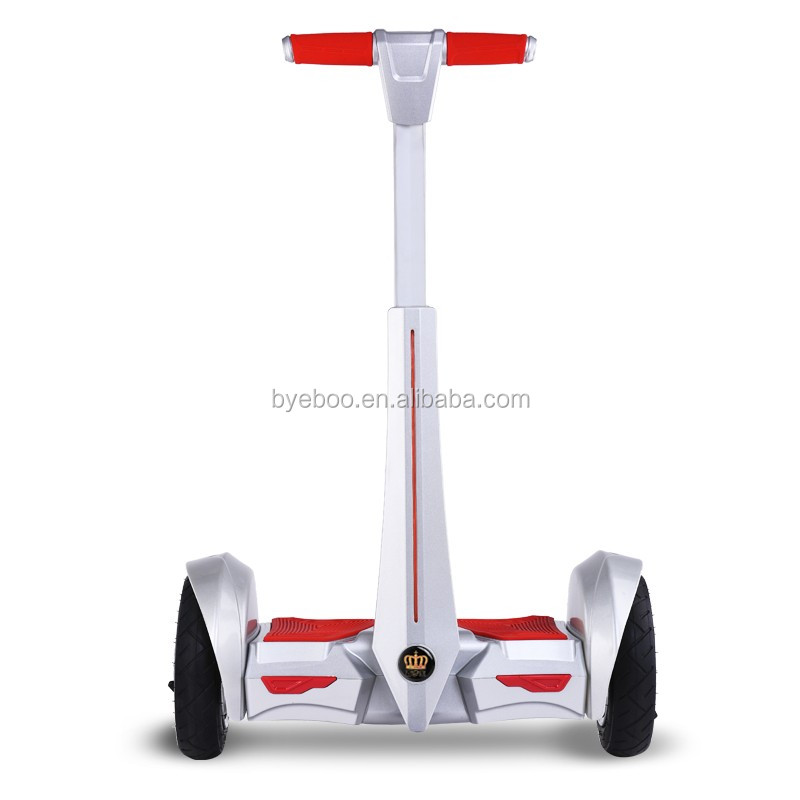 The latest hover board smart 2 wheel 10inch electric self balancing scooter