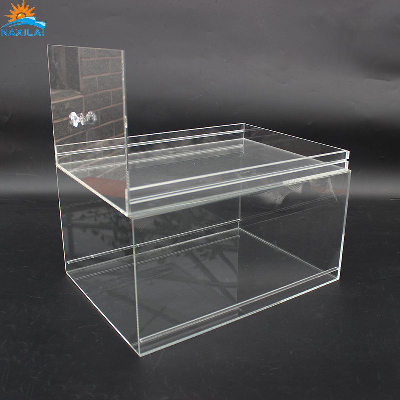Acrylic Clear Case With Logo Transparent Box.JPG