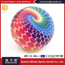 Inflatable full print soft toy bouncing pvc ball custom printed balls