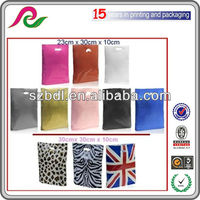 PLASTIC CARRIER BAGS LEOPARD, ZEBRA , WHITE, BLUE, BLACK, RED, GREEN, FROSTED & MORE!