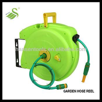 20 M Garden Retractable Hose Reel With CE Certification Watering U0026  Irrigation Hose Reel