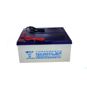 deep cycle mini acid gel 24v 150ah 200ah solar battery