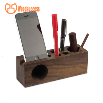 Dongguan Table Pen Holder Mobile Phone Head Holder Desk Accessories For  Office