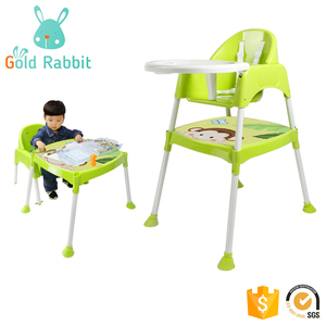Best quality baby booster seat multifunctional feeding baby high chair