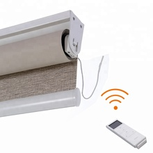 Motorisierte Drahtlose batterie <span class=keywords><strong>jalousien</strong></span> Blackout rollos windows <span class=keywords><strong>für</strong></span> smart home
