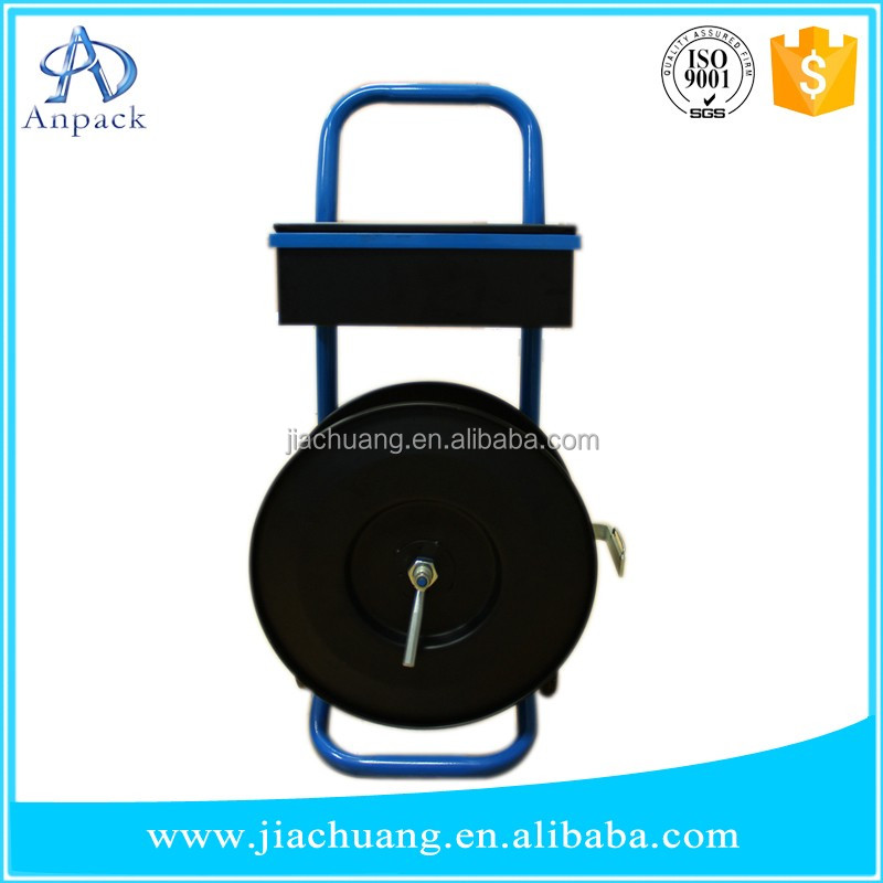 200mm PP/PET/CORD strapping dispenser