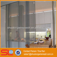 Slzsw-m Stainless Steel Wire Mesh Screen Room Divider,Drapery ...