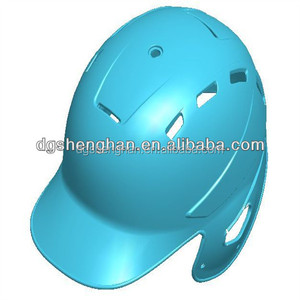 Custom Plastic Motorcycle/construction Helmet injection moulds molding