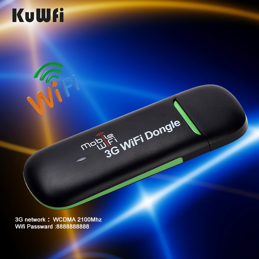 SunRise® wireless mini 3G wifi hotspot Mini Portable Wireless Modem3g usb wifi router with sim card Use for Car&Bus Black Color (Moblie phone sim card)not including . need buy in local city