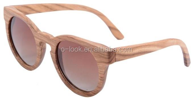 a43a369648 Hecho a mano marco de madera gafas de sol Retro de madera Vintage gafas  polarizadas con