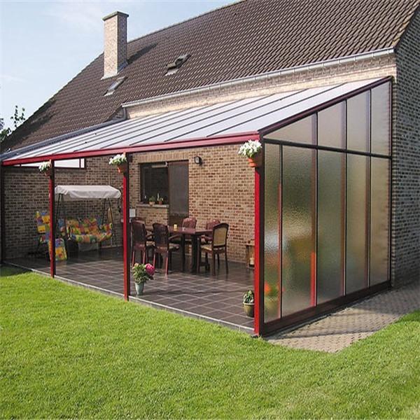 Delightful Polycarbonate Transparent Roofing Sheet