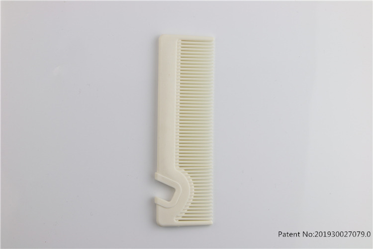 Biodegradable ECO high quality comb manufacturer  gift customized salon hair Comb
