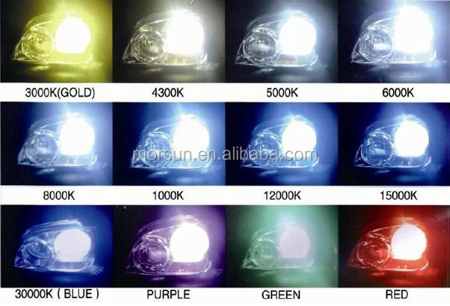 High Quality Automotive Lamps And Bulbs Hid Kits Hid Bulb